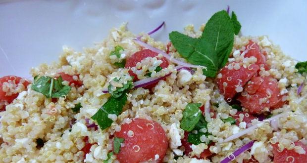 chickpea Quinoa Salad -1