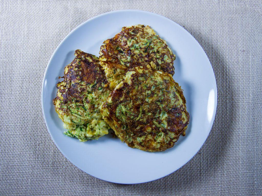 cheesy-zucchini-pancakes