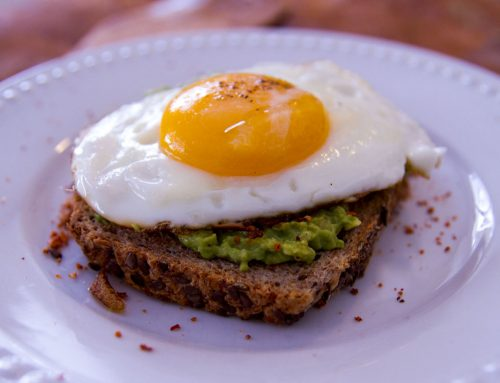 Sunshine Avocado on Toast