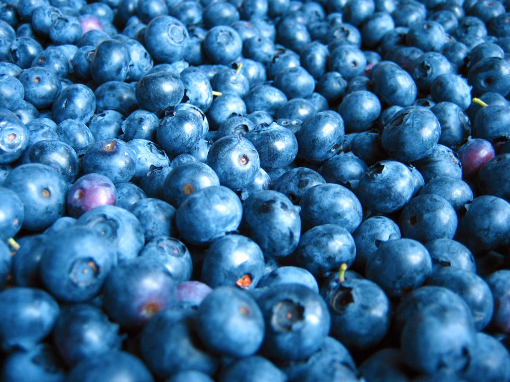 blue-berries