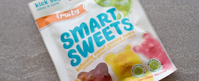 Smart Sweets Naturally Sweet Gummy Bears